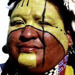 256. Dan Nanamkin, Nez Perce, Crow Fair, Montana, 2009.