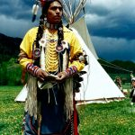 5. Bill Hayes, Shoshone, Jackson, Wyoming, 1985.