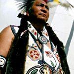 279. Phillip Paul, Flathead, Crow Fair, Montana, 2010.