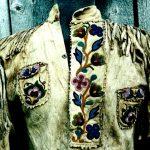 34. Lightning Creek Lakota Shirt, Douglas, Wyoming, 1995.