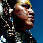 13. Cedric Walks Over-Ice, Crow, Crow Fair, Montana, 1995.