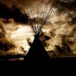 42. Paha Sapa Sunset, Black Hills, South Dakota, 1995.