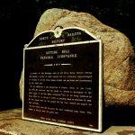 46. Sitting Bull's Original Grave, Fort Yates, North Dakota, 1995.
