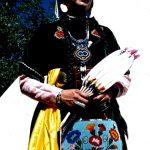 26. Jondella Chavis, Crow, Crow Fair, Montana, 1999.