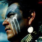 57. Tim Yellowtail, Crow, Cody, Wyoming, 1996.