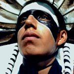 65. Jay Eagle, Hunkpapa-Lakota, Crow Fair, Montana, 1996.