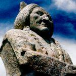 95. Sitting Bull's Grave, Mobridge, South Dakota, 1999.