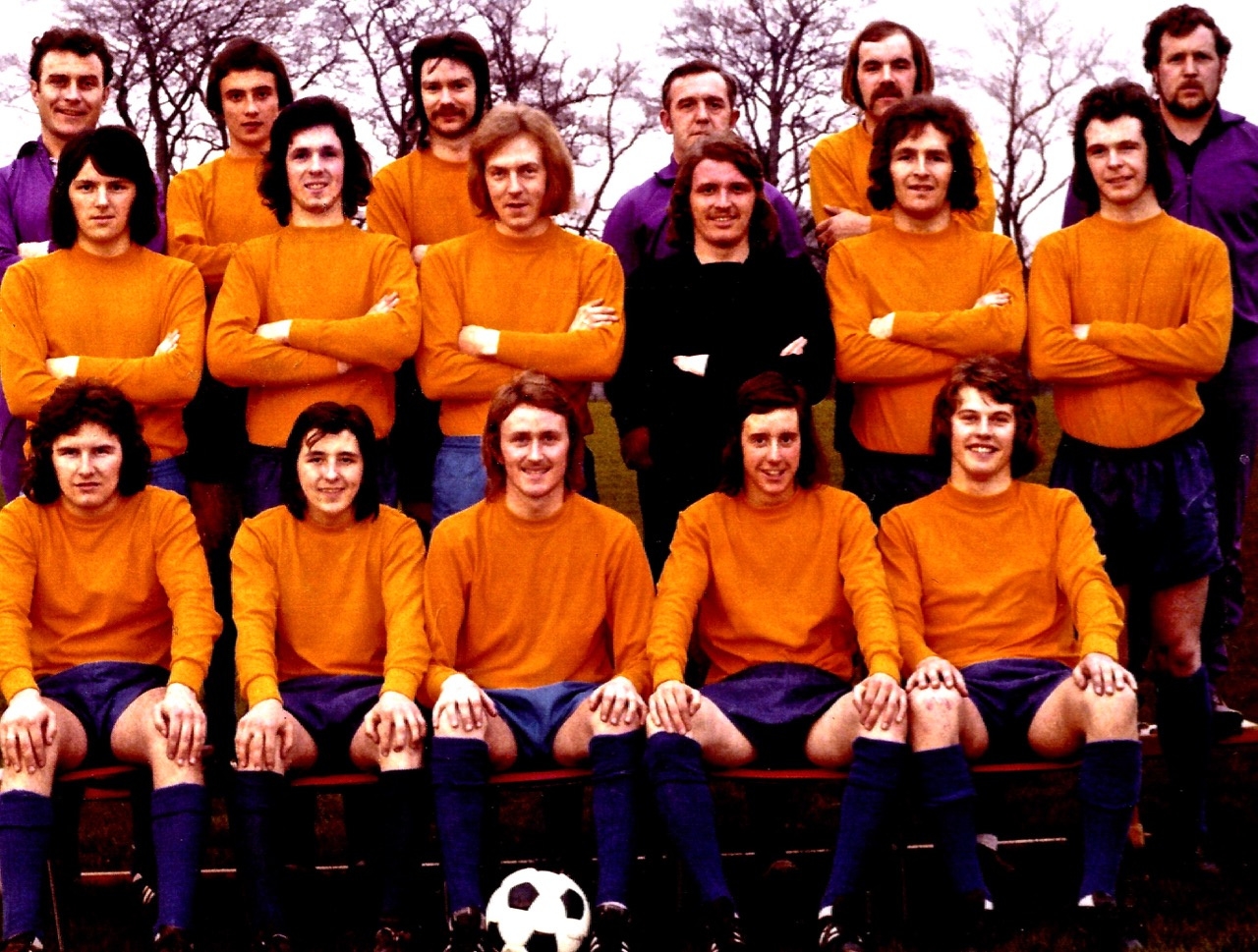 Liberton Athletic, Edinburgh, Scotland, 1972. Negative Deleted. (1)