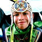 303. Evan Ponyah, Oglala-Lakota-Navajo-Hopi, Rosebud, South Dakota, 2011.
