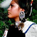 307. Camille Ponyah, Oglala-Lakota-Navajo-Hopi, Lame Deer, Montana, 2011.