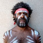 22. Reuben Doolah, Torres Strait Islands Nation, Circular Quay, Sydney, New South Wales, Australia, 2010.