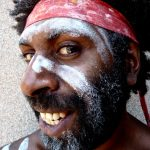 30. Reuben Doolah, Torres Strait Islands Nation, Circular Quay, Sydney, New South Wales, Australia, 2010.