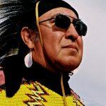 251. Garry Tail Feathers, Blood-Blackfoot, Crow Fair, Montana, 2009.