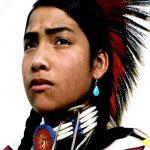 255. Hahots Shebala, Nez Perce, Crow Fair, Montana, 2009.