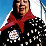 258. Christine Williams, Crow, Crow Fair, Montana, 2009.