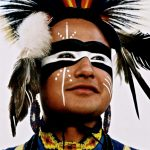 260. Alvin Yellow Owl, Blackfeet, Crow Fair, Montana, 2009.