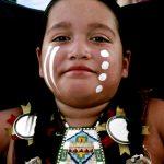 302. Aiden Ponyah, Oglala-Lakota-Navajo-Hopi, Rosebud, South Dakota, 2011.