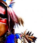 1. Jared Brown, Navajo, Gallup Inter-Tribal Indian Ceremonial Powwow, New Mexico, 2013.
