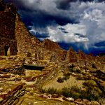 12.  Pueblo Bonito, Chaco Canyon, New Mexico, 2013.