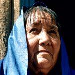 12. Tiwa Elder, Taos Pueblo, New Mexico, 1987.