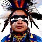 14.  Alvin Yellow Owl, Blackfeet, Crow Fair, Crow Agency, Montana, 2009.