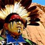 15.  Calvert Dixon, Navajo, Gallup Inter-Tribal Indian Ceremonial Powwow, New Mexico, 2013.
