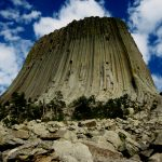 109. Devils Tower, Wyoming, 2008.