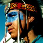 16. Darrell Two-Teeth, Ojibway-Cree, Crow Fair, Montana, 1996.