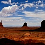 16.  Three Mittens, Monument Valley, Utah, 2013.
