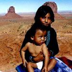 17. Kylie & Bert Attine 2, Navajo, Monument Valley, Utah, 1987