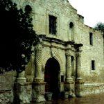 1. The Alamo Chapel, San Antonio, Texas, 1981.
