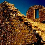 2. Chetro Ketl, Chaco Canyon, New Mexico, 1992.