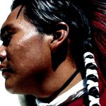 22. Brice Little-Thunder, Minniconjou-Lakota, Black Hills, S. D. 1996.