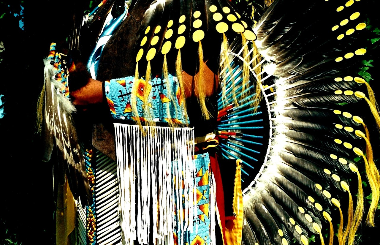 24. Lester Dubray, Oglala-Lakota, Bear Creek, South Dakota, 1996.