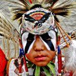 27.  David Cleveland, Ho-Chunk, Crow Fair, Crow Agency, Montana, 2010.
