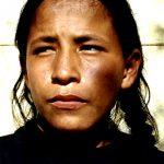 28. George Sitting Eagle, Arapaho, Colony, Oklahoma, 1992.