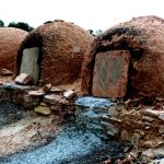 3. Zuni Baking Ovens, New Mexico, 1992.