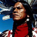 33. Raymond Cree, Yakima-Cree-Umitilla, Crow Fair, Montana, 1995.