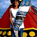 34. Merle Jean Harris, Crow, Crow Agency, Montana, 1999.