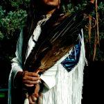39. Nathan Blindman, Minniconjou-Oglala-Lakota, Custer, S.D. 1996.