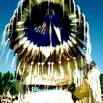 47.  Crow Fair Parade, Crow Agency, Montana, 1995.