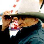 51. Frank Fools Crow, Oglala-Lakota, Cedar Lodge, South Dakota, 1989.