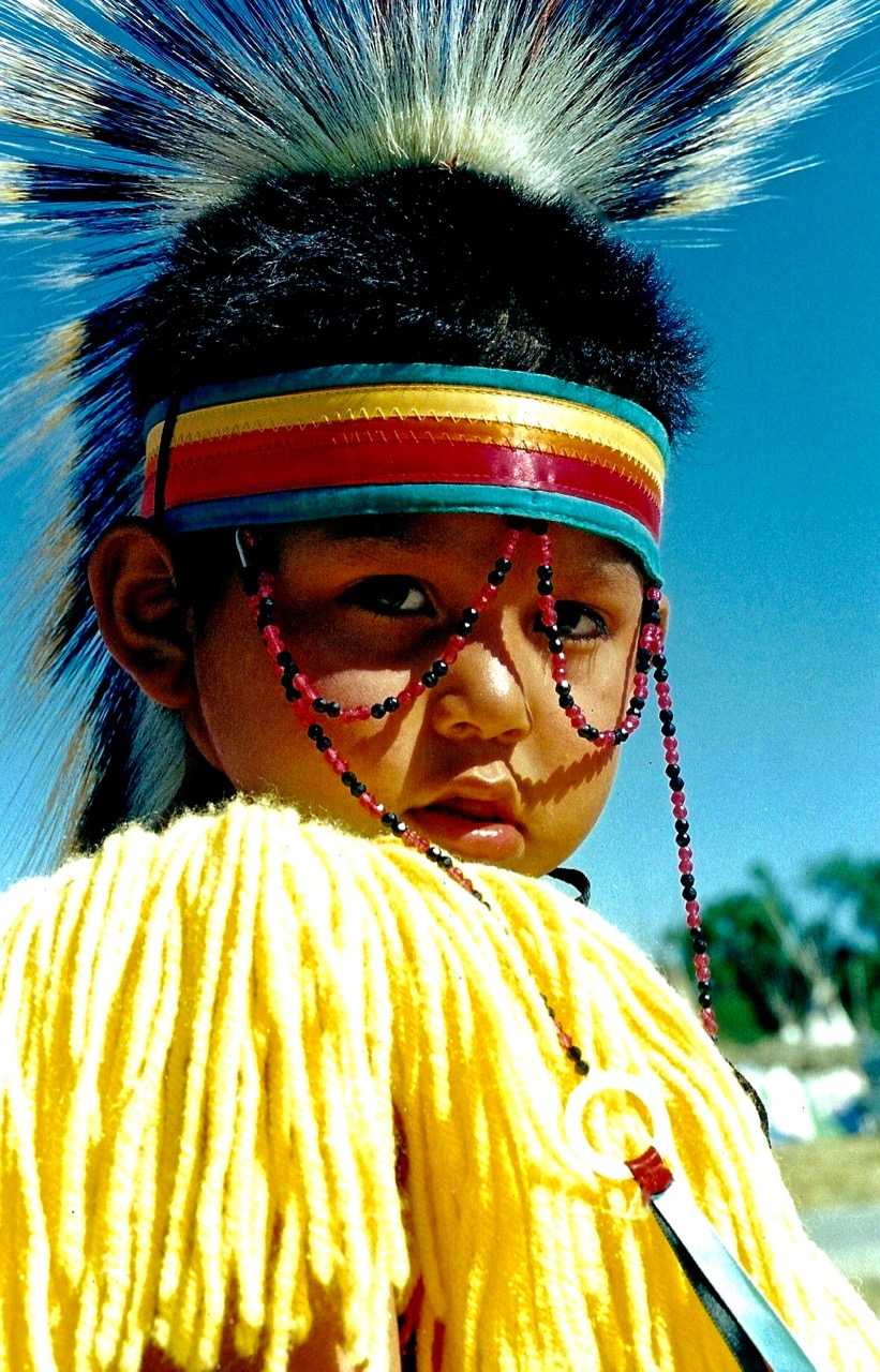 52. Crow Fair Parade, Crow Agency, Montana, 1995.