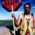 53. Stephanie Buckley, Hunkpapa-Lakota, South Dakota, 1999.