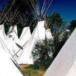 54. Crow Fair, Crow Agency, Montana, 1996.