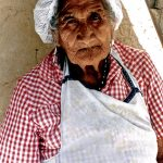 6. Pueblo Elder, Acoma, New Mexico, 1992.