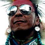 6. Timothy Eashappies, Assiniboine-Lakota, Crow Fair, Montana, 1996.