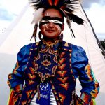 7. Alvin Yellow Owl, Blackfeet, Crow Fair, Crow Agency, Montana, 2009.