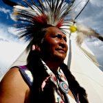 181. Phillip Paul, Flathead, Crow Fair, Crow Agency, Montana, 2010.