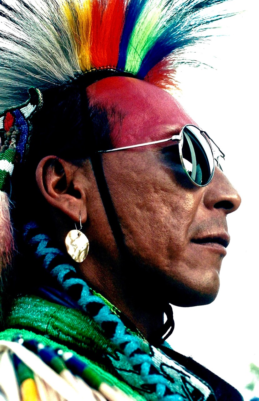 8. Timothy Eashappies, Assiniboine-Lakota, Crow Fair, Montana, 1996.